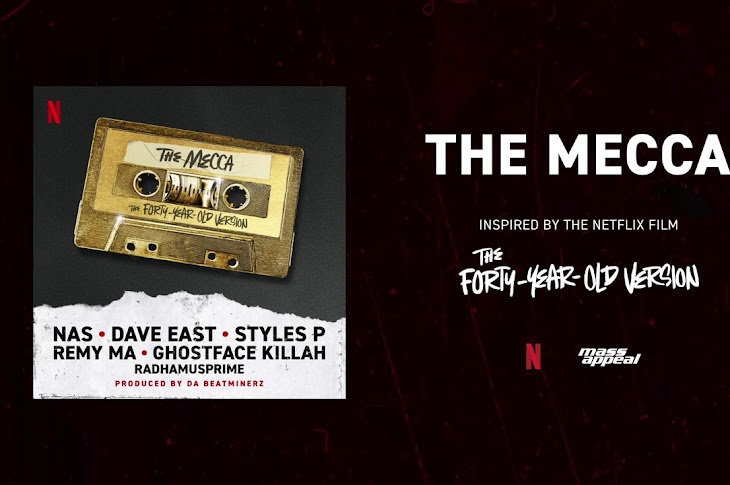 "Listen: ""The Mecca"" - Featuring Nas, Dave East, Styles P, Remy Ma, Ghostface Killah, and RahdaMUSprime"