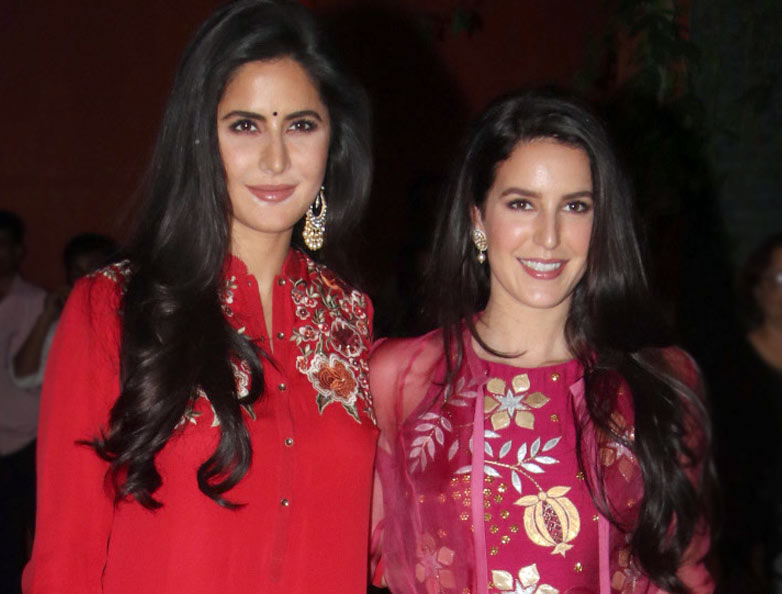 Katrina Kaif's solid advice to debutant sister Isabelle ...