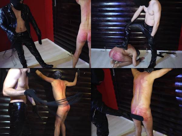#RusStraightGuys - Our fan is getting thrashing – 15 minutes of sadism