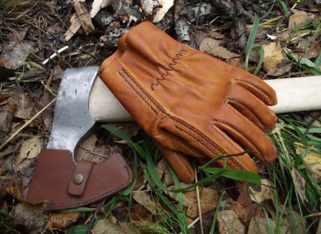 самодельные перчатки