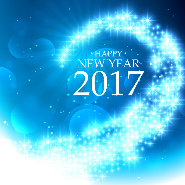 Happy New Year 2017 eCards Download