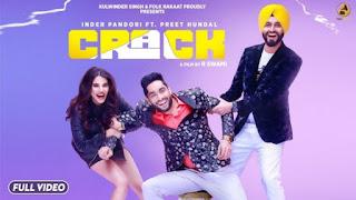 Crack Lyrics Inder Pandori x Neetu Bhalla