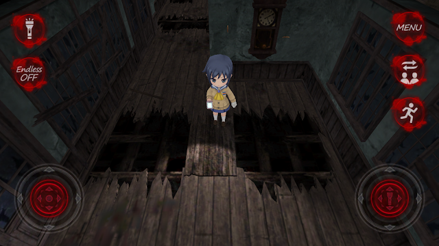 Screenshot Corpse Party BLOOD DRIVE
