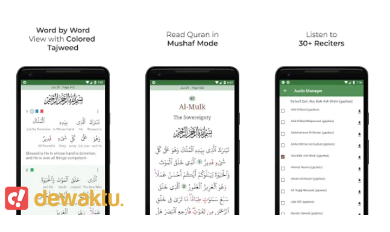 aplikasi al quran terjemahan