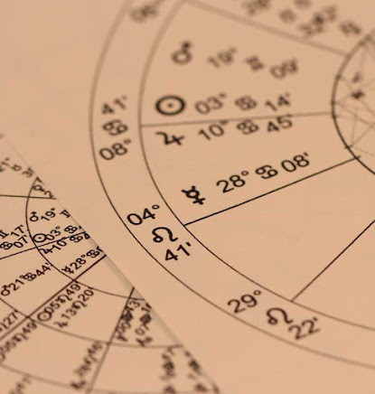 Zodiacio y carta natal