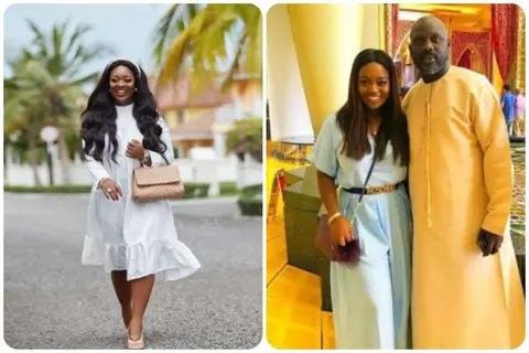 Jackie Appiah opens up on being pregnant for President George Weah
