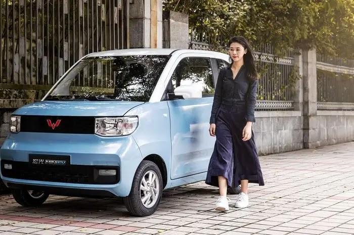 Mengenal Mobil EV