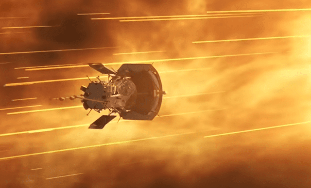 مركبة فضائية روبوتية