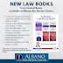 New law books available at Albano Bar Review Center (ABRC)