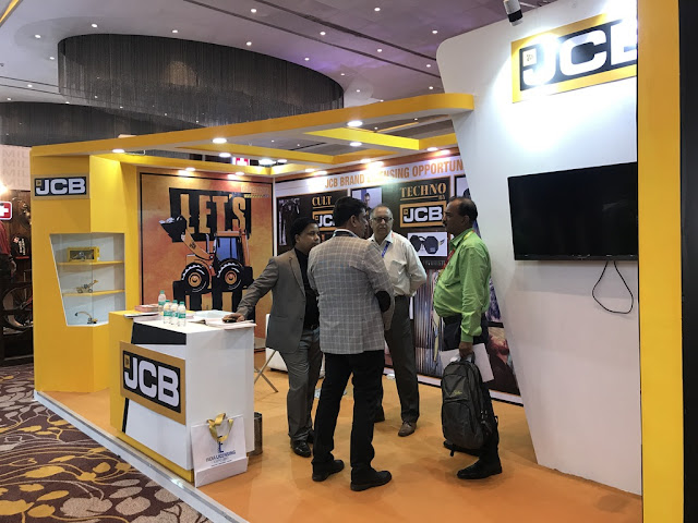 booth builder in india