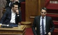 Μητσοτάκη σε Τσίπρα: «Εσείς, κάψατε την Αθήνα το 2008»