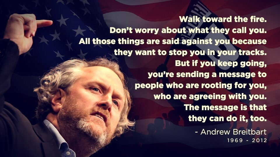 Image result for saint andrew breitbart