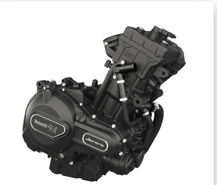 Leoncino 500cc engine