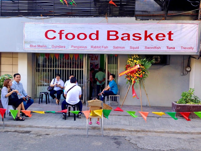 Cfood Basket, Toto Lu, Bryan Egasan, Tuna, Where to buy Tuna in Cebu, Panga ng Tuna, Tuna Belly, Sashimi, Noecil Fresh and Frozen Marine Product