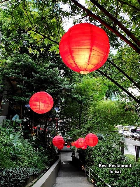 FOOK KL Menu - Mushroom Bao