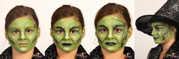 Ongekend Alles over de carnavalwinkel: Hoe kun je het beste schminken? HR-16