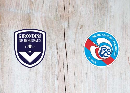 Bordeaux vs Strasbourg -Highlights 04 April 2021