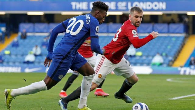 Chelsea 0 - 0 Manchester United Video