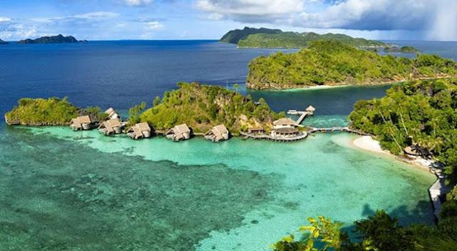 Kilauan Indah Pulau Misool, Bak Surga Dunia di Ujung Raja Ampat