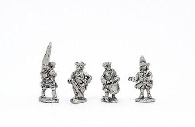 GNR5 Grenadiers in tall mitre