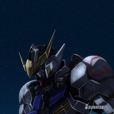 Resoconto Gundam Tekketsu - Iron Blooded Orphans ep 20