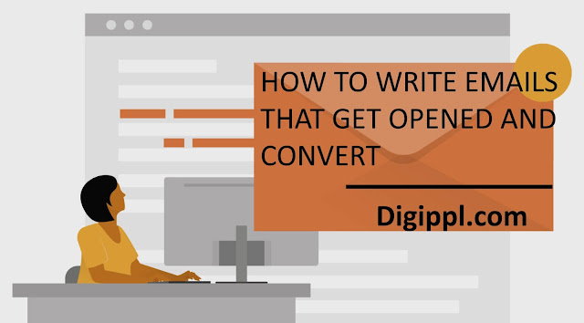 How to write emails that get opened and convert