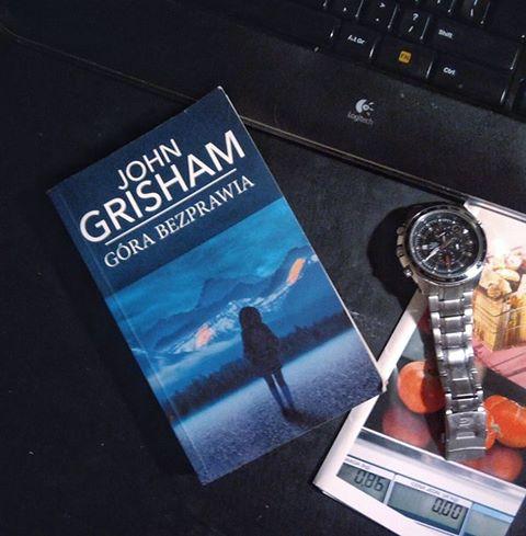 John Grisham- Góra bezprawia (recenzja)