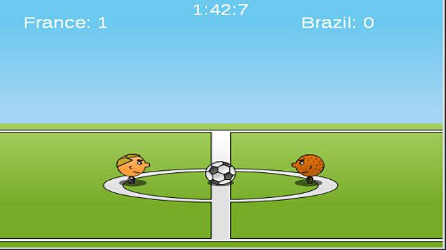 1 on 1 Soccer - Image du Jeu