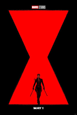Marvel's Black Widow Teaser One Sheet Movie Poster