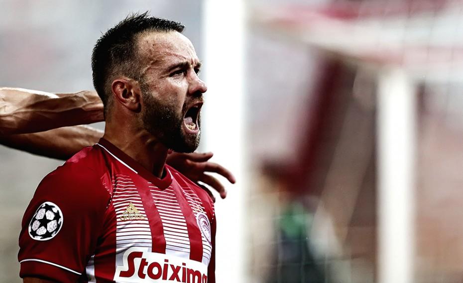 Η UEFA για τον μαέστρο του Θρύλου (photo)