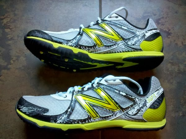 New Balance Cross-Country Shoes