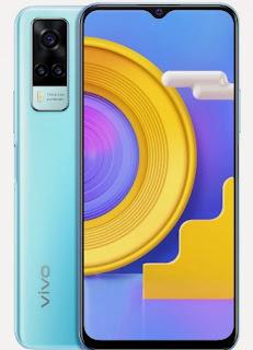 جوال Vivo Y31 الجديد يصل مع كاميرا ثلاثية وبطارية ضخمة
