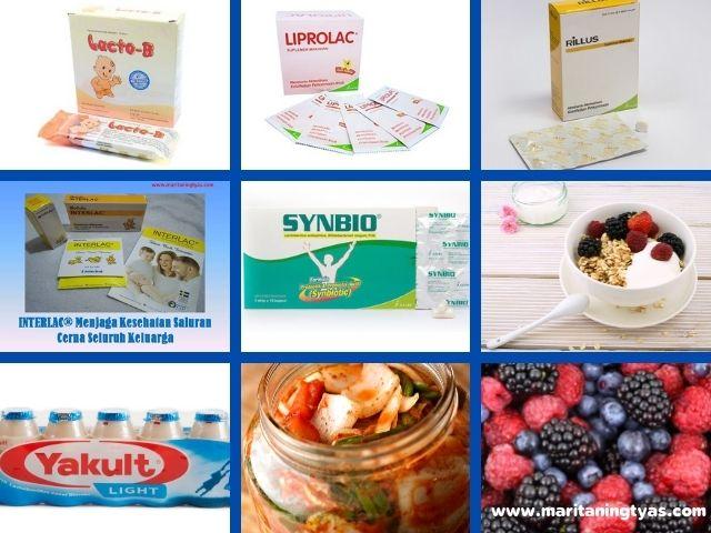 merk probiotik