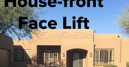 House-front Face Lift - For Less!