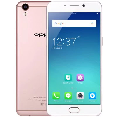 OPPO R9 4G Phablet with fingerprint sensor. review, specs and price