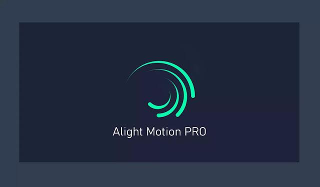 Alight Motion Pro v.4.0 Mod Apk Terbaru