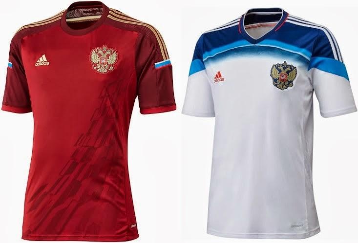 buy popular 30c3c f75e8 Team Russia Jersey 2014 India
