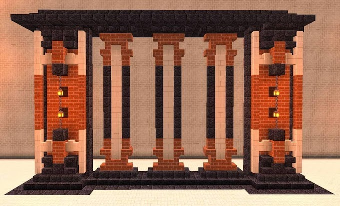 Cool Minecraft Wall Designs For Your Next Build   Patchescrafts