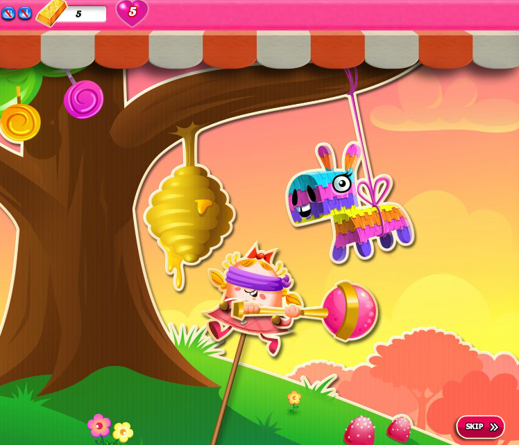 Candy Crush Saga 1716-1730