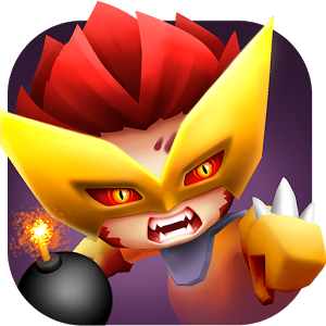 Download 3D Bomberman Bomber Heroes Apk Full Release Android + Mod