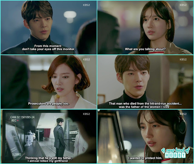 joon young get a confession of jeon eun iun a hidden camera  - Uncontrollably Fond - Episode 17 Review