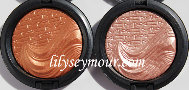 Mac Glorify and Superb Mineralized Skin Finishes
