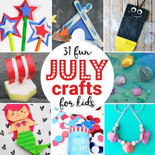 July Crafts