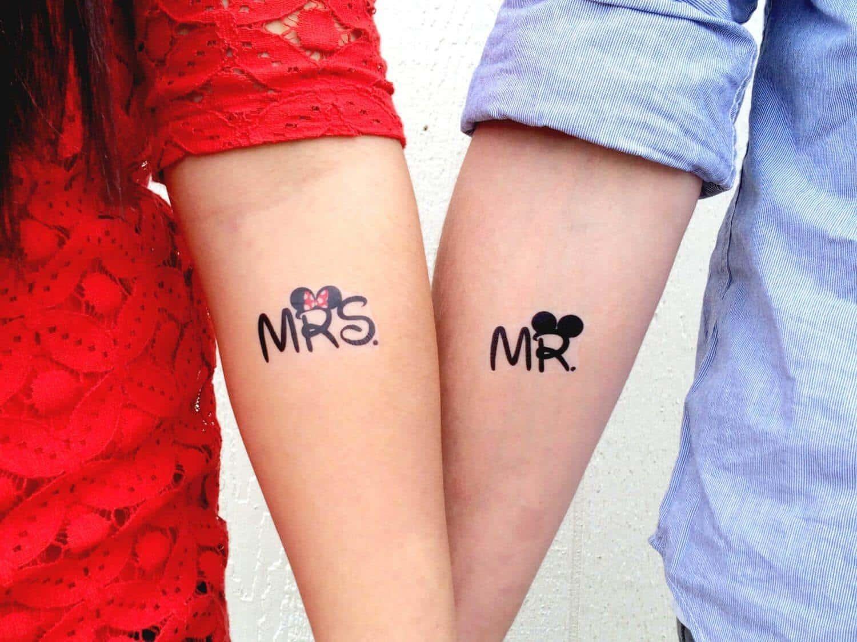 Mrs. & Mr. Tattoo