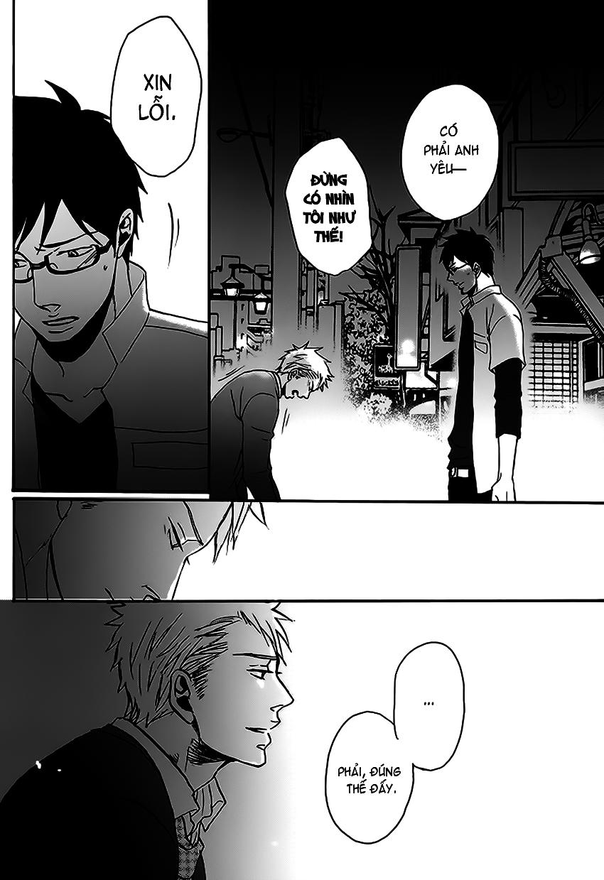 Trang 28 - Dù Thế Nào Em Vẫn Yêu Anh--EXTRA 3--[ShuShi Group] (- Yoneda Kou) - Truyện tranh Gay - Server HostedOnGoogleServerStaging