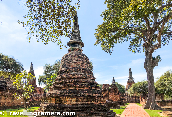 Related Blogpost from Bangkok, Thailand - Bangkok Flower Market - Pak Khlong Talat, Thailand  Wat Phra Ram is a significant heritage site in UNESCO World heritage city Ayutthaya in Thailand and if anyone is visiting this city, it's a must visit place.
