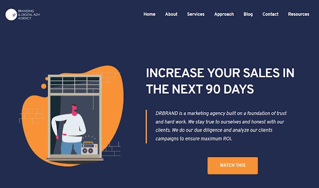 Digital Marketing Agency DRBRAND