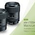 Tokina Announces atx-i 100mm F2.8 FF MACRO Lens