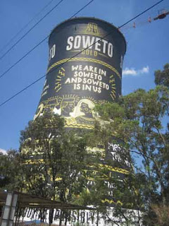 Soweto Gold Cooling Tower