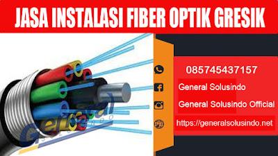 jasa instalasi kabel fiber optik gresik
